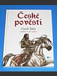 České pověsti - angličtina: anglicko-české vydání - náhled
