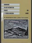 Sborník vlastivědných prací z Podblanicka 36/1996 - náhled