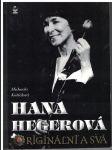 Hana Hegerová originální a svá - M. Košťálová - náhled