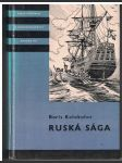 Ruská sága - Boris Koloskov - náhled