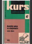 Montážní práce ve strojírenství - Karel Němec - náhled