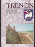 Trenčín - vlastivedná monografia 1 + 2 - náhled