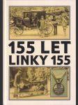 155 let linky 155 věnování autora!!! - náhled