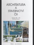 Architektura a stavebnictví ČR - náhled