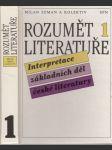 Rozumět literatuře (1.) - náhled
