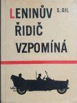 Leninův řidič vzpomíná - náhled