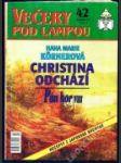 Večery pod lampou 279 — Christina odchází - náhled