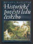 Historické pověsti lidu českého - náhled