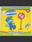 Šmoulové 10: Šmoula policista - náhled