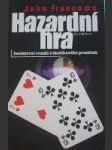 Hazardní hra - náhled