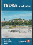Nitra a okolie sprievodca - náhled