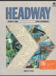 Headway Student´s Book Upper- Intermediate - náhled
