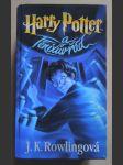 Harry Potter a Fénixův řád - náhled