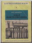 Malá elektronika - Jiří Trůneček - náhled