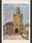 Praha - Prašná brána - náhled