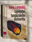 Tajemství tunguzského meteoritu - náhled
