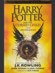 Harry Potter and the Cursed Child - náhled