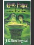 Harry Potter a princ dvojí krve - J. K. Rowlingová - náhled