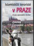 Islamističtí teroristé v Praze - český špionážní thriller - náhled