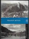 Vranov - Bítov - Československo - náhled