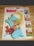 Asterix v-viii - náhled