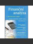 Finanční analýza - náhled