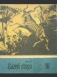 Gazelí stopa (karavana) - náhled