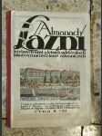 Almanach lázní, léčebných míst a letních sídel českých, jakož i význačných lázní zahraničních - náhled