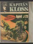 Kapitán Kloss (1. vyd.) KONVOLUT 18 čísel (A) - náhled