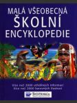 Malá všeobecná školní encyklopedie - náhled