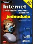 Internet a  microsoft internet explorer jednoduše - náhled