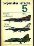 Vojenská letadla 5 - podpis autora - náhled