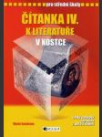 Čítanka iv. k literatuře v kostce - a4 - náhled