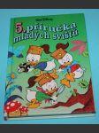 5. příručka mladých svišťů - Disney - náhled