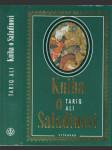 Kniha o Saladinovi - náhled