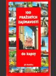 100 pražských zajímavostí - náhled