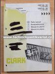 Clark cdp16-20s, cgp 16-20s - náhled
