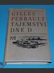 Tajemství dne D - Perrault - náhled