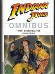Indiana Jones - Omnibus / kniha druhá - Další dobrodružství - kniha druhá - náhled