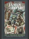 James Bond - Žít a nechat zemřít - komiks - náhled