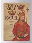 Český král Karel - náhled