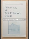 Water, Air,a Soil Pollution: Focus, Volume 3, No.3 (2003) - náhled