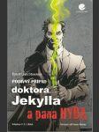 Podivný případ doktora Jekylla a pana Hyda - komiks - náhled