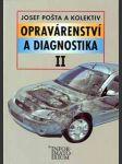 Opravárenství a diagnostika ii pro 2. ročník uo automechanik - náhled