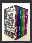 Sebrané spisy H. P. Lovecrafta - náhled