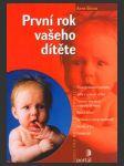 První rok vašeho dítěte (Votre bébé de i jour à i an) - náhled