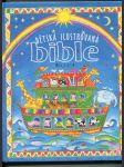 Dětská ilustrovaná bible - náhled
