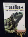 Kapesní atlas ryb, obojživelníků a plazů - náhled