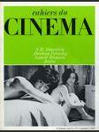 Cahiers du cinema - n° 215 - septembre 1969 - náhled