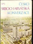 Česko  srbocharvátská  konverzace - náhled